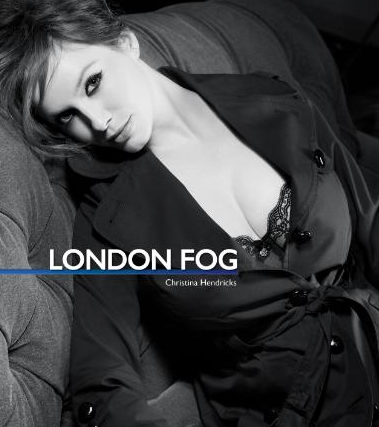 Christina Hendricks London Fog